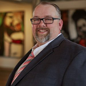 a picture of Martin Kerr who is an attorney at Wegman, Hessler